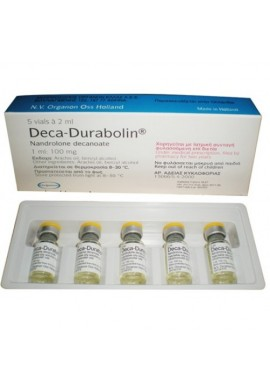 Deca-Durabolin Organon, Holland 200mg/2ml