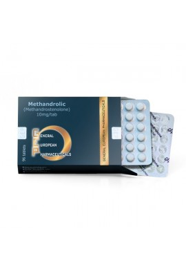 Methandrolic GEP 10mg