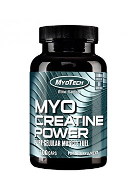 MYO Creatine Power – 100 capsules