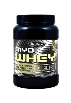 MYO Whey – 900 grams