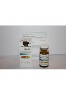 Drostanolone Injection Genesis 100mg