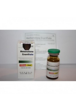 Methenolone Enanthate Genesis 100mg