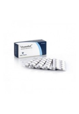 Oxanabol - Oxandrolon tablet 50 tab / box / 10 mg