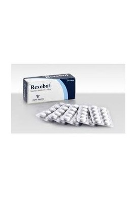Rexobol - Winstrol tablet 50 tab / box / 10 mg