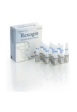 Rexogin - Winstrol injectable vial of 1 ml / 50 mg / ml