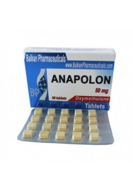 Anapolon Balkan Pharmaceuticals 50mg