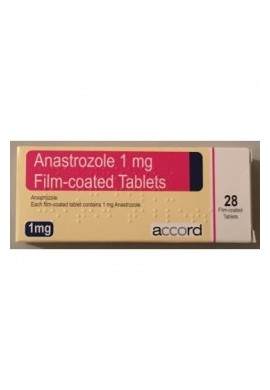 Anastrozole Accord 28 tab x 1 mg