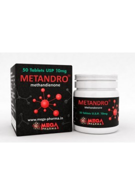 METANDRO – METHANDIENONE MEGA PHARMA 10mg
