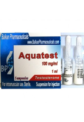 Aquatest Balkan Pharmaceuticals 100mg