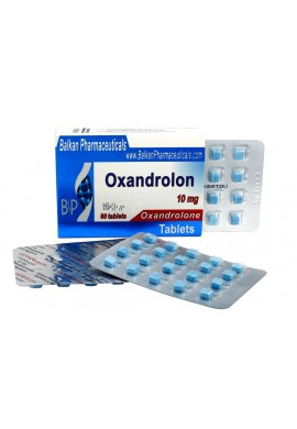 Oxandrolone Balkan Pharmaceuticals 10mg