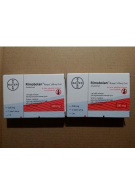 Rimobolan Bayer Schering 100 mg /1 ml (1 amp/box)