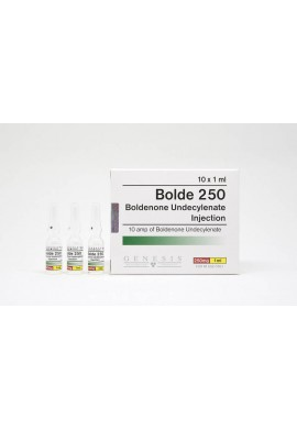 Bolde 250 - Boldenone 10x1ml (250mg/ml)