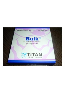 Bulk Titan Healthcare 500mg