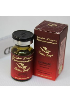 Sustaged (testosterone mix) 10ml - 250 mg / 1 ml