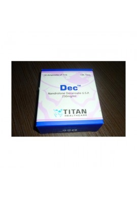 Dec Titan Healthcare 250mg