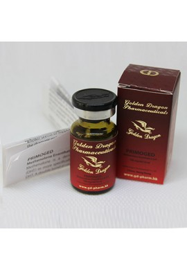 Primoged (methenolone enanthate) 10ml - 100 mg / 1 ml
