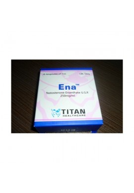 Ena Titan Healthcare 250mg