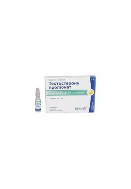 Testosterone Propionate Farmak Ukraine