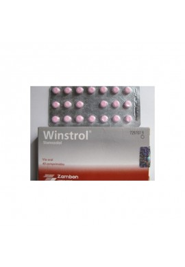Winstrol Desma Tablets 10 mg