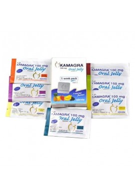 Kamagra Jelly Ajanta Pharma 100mg